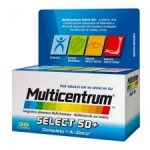 MULTICENTRUM SELECT 50+ Integratore 30 cpr | MULTICENTRUM