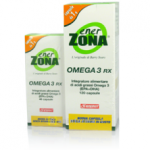 OMEGA 3 RX 120 CPS + 48 CPS | ENERZONA