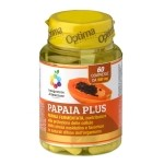 PAPAIA PLUS MELOGRANO 60 cpr   OPTIMA NATURALS - Colours of Life