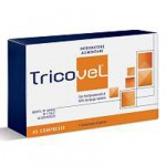 TRICOVEL Integratore per salute capelli 45 cpr | TRICOVEL