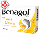 BENAGOL | 16 Pastiglie gusto miele e limone