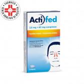 Actifed | 12 compresse 2,5 + 60 mg