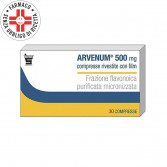 ARVENUM | 30 Compresse rivestite 500 mg
