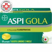 Aspi GOLA Limone Miele | 16 Pastiglie