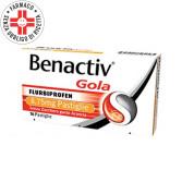 BENACTIV  Gola 8,75 mg | 16 Pastiglie Gusto Arancia
