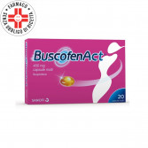 Buscofen Act 400 mg | 20 Capsule Molli