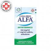 COLLIRIO ALFA ANTISTAMINICO   Soluzione oftalmica 10 ml