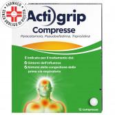 Actigrip | 12 compresse
