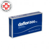 DAFLON | 30 Compresse 500 mg