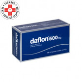 DAFLON | 60 compresse 500 mg
