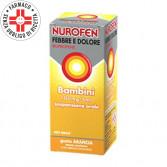 NUROFEN 100 mg/5 ml FEBBRE E DOLORE Bambini | Sciroppo Arancia - 150 ml