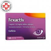 FEXACTIV   Collirio  - 10 Contenitori monodose da 0,5 ml