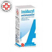 IMIDAZYL Collirio Antistaminico 1 mg/ml + 1 mg/ml | Flacone da 10 ml