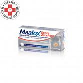 MAALOX Senza Zucchero  400 mg + 400 mg| 30 Compresse Masticabili