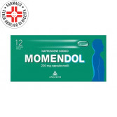 MOMENDOL 220 mg cps | 12 Capsule Molli