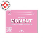 MOMENT 200 mg ROSA | 12 Bustine