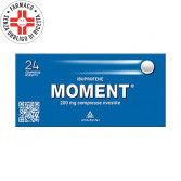 MOMENT 200 mg cpr | 24 Compresse Rivestite