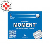 MOMENT 200 mg cpr |   6 Compresse Rivestite