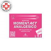 MOMENT ACT 400 mg ANALGESICO | 12 Bustine