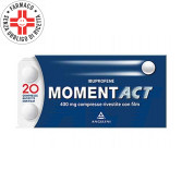 MOMENT ACT 400 mg cpr | 20 Compresse rivestite