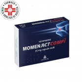 MomenACT Compì | 10 capsule molli 25 mg