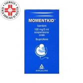 MOMENT KID 100 mg/5 ml  Sciroppo Bambini | Flacone 150 ML |