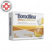 NeoBorocillina Influenza e Raffreddore | 10 Bustine al gusto miele limone