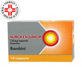 NUROFEN JUNIOR 125 mg | 10 supposte