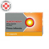 NUROFEN BABY 60 mg  | 10 supposte