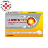 NUROFEN TEEN 200 mg | 12 compresse orodispersibili al limone