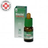 RINAZINA Gocce nasali| Gocce decongestionanti per adulti 10 ml