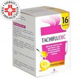 TACHIFLUDEC Bustine 600 mg+10 mg+40 mg  | 16 Bustine Limone e Miele