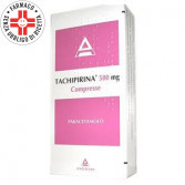 TACHIPIRINA cpr 500 mg  | 20 Compresse