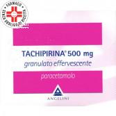 TACHIPIRINA 500 mg | 20 Bustine granulari effervescenti