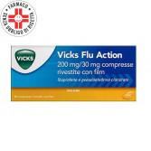 VICKS FLU ACTION | 12 compresse