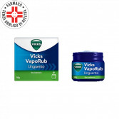 VICKS VAPORUB Unguento  | Uso inalatorio - 50 g