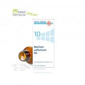 10 NATRIUM SULFURICUM D6   Solfato di Sodio 200 Cpr   SCHWABE - Sali Dr.Schussler