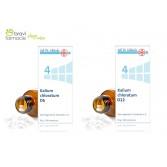 4 KALIUM CHLORATUM Clorato di Potassio 50 g 200 cpr | SCHWABE - Sali Dr.Schussler
