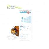 5 KALIUM PHOSPHORICUM D6   Fosfato di Potassio 200 cpr   SCHWABE - Sali Dr.Schussler