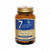 7 30 Capsule | Integratore di Collagene, Vitamina C ed Estratti erbali | SOLGAR