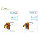 9 NATRIUM PHOSPHORICUM Fosfato di Sodio 50 g 200 cpr | SCHWABE - Sali Dr.Schussler