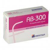 Capsule Vaginali 10 pezzi | Ovuli per micosi | AB 300