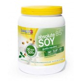 ABSOLUTE SOY 30 dosi 500 mg | Integratore a base di Proteine Isolate di Soia | LONGLIFE