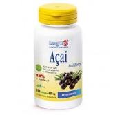 ACAI 20% polifenoli, estratto 20:1 100 cps | LONGLIFE