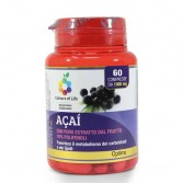 ACAI 60 cpr | Integratore Metabolismo | OPTIMA NATURALS Colours of Life