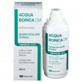 ACQUA BORICA 500 ml | Bagno oculare | MARCO VITI