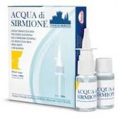 ACQUA SIRMIONE 15 ml  | Fiale per lavaggio nasale | TERME DI SIRMIONE