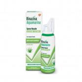 Aquamarina Isotonica con Aloe | Spray nasale 100 ml - Nebulizzazione delicata | RINAZINA