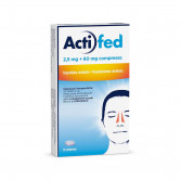 Actifed | 12 compresse 2,5 + 60 mg