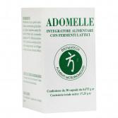 Adomelle 30 cps   Fermenti Lattici per intestino gonfio   BROMATECH